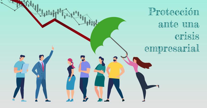 Protección ante una crisis empresarial